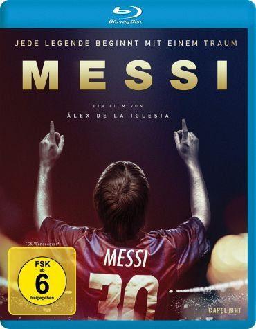 Blu-ray »Messi (OmU)«