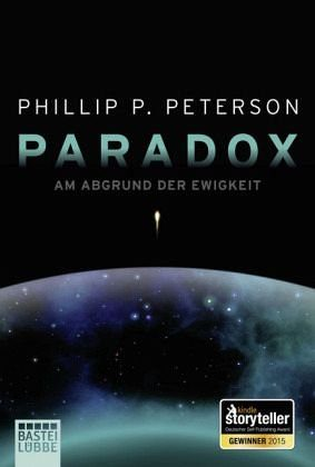 Broschiertes Buch »Paradox - Am Abgrund der Ewigkeit«