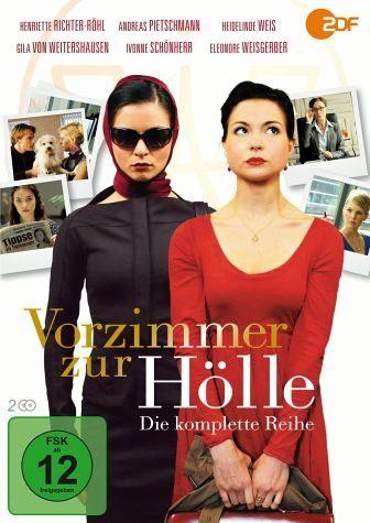 DVD »Vorzimmer zur Hölle - Die komplette Reihe (2...«