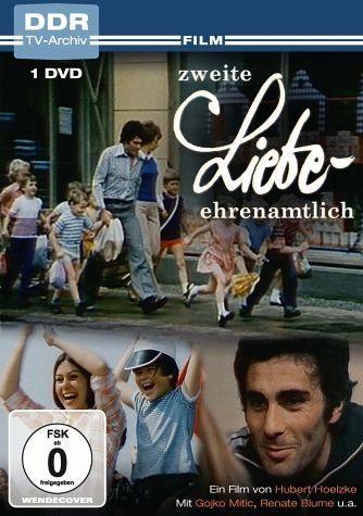 DVD »Zweite Liebe ehrenamtlich«