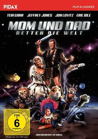 DVD »Mom und Dad retten die Welt«
