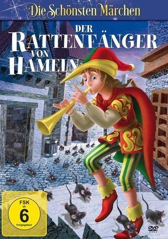 DVD »Der Rattenfänger von Hameln«