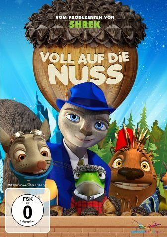 DVD »Voll auf die Nuss«