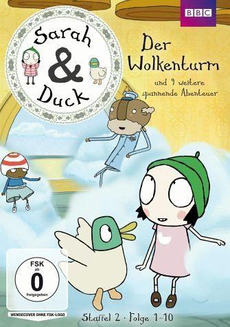 DVD »Sarah & Duck - Staffel 2, Folge 1-10«