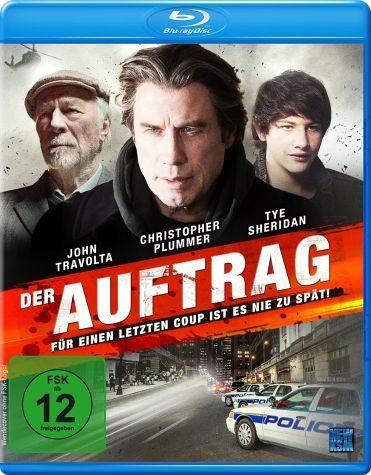 Blu-ray »Der Auftrag - Für einen letzten Coup ist es...«