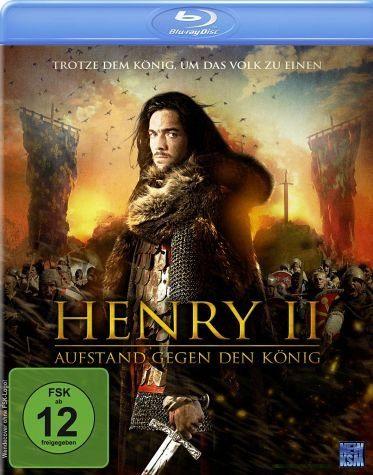 Blu-ray »Henry II - Aufstand gegen den König«