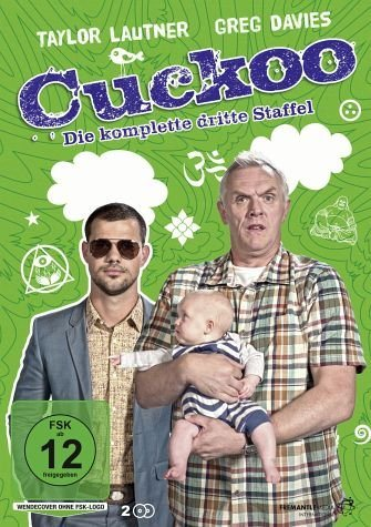DVD »Cuckoo - Die komplette dritte Staffel (2 Discs)«