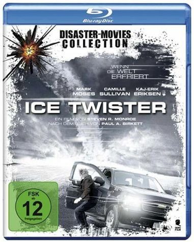Blu-ray »Ice Twister, 1 Blu-ray«