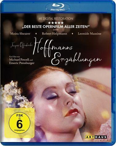 Blu-ray »Hoffmanns Erzählungen (Digital Restoration)«