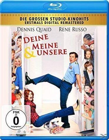 Blu-ray »Deine, meine & unsere«