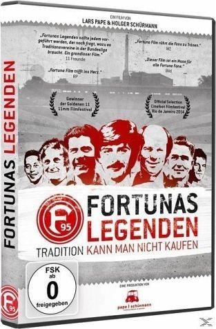 DVD »Fortunas Legenden - Tradition kann man nicht...«