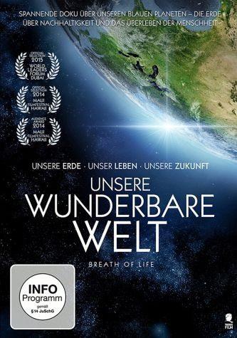 DVD »Unsere wunderbare Welt«