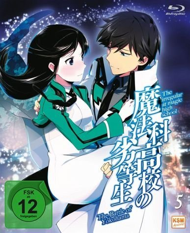 Blu-ray »THE IRREGULAR AT MAGIC HIGH SCHOOL VOL. 5 -...«