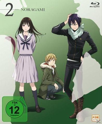 Blu-ray »Noragami - Vol. 2«
