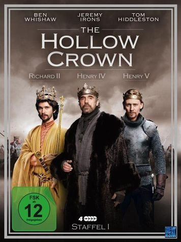 DVD »The Hollow Crown - Staffel 1«