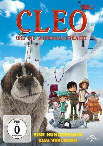 DVD »Cleo und die Schneeballschlacht«