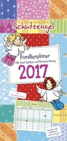 Kalender »Schutzengel Familienplaner 2017«