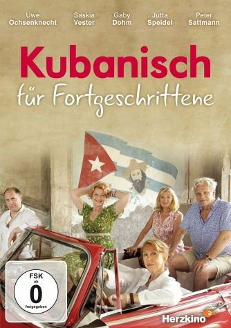 DVD »Kubanisch für Fortgeschrittene«