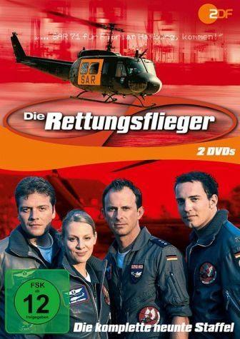 DVD »Die Rettungsflieger - Staffel 9«