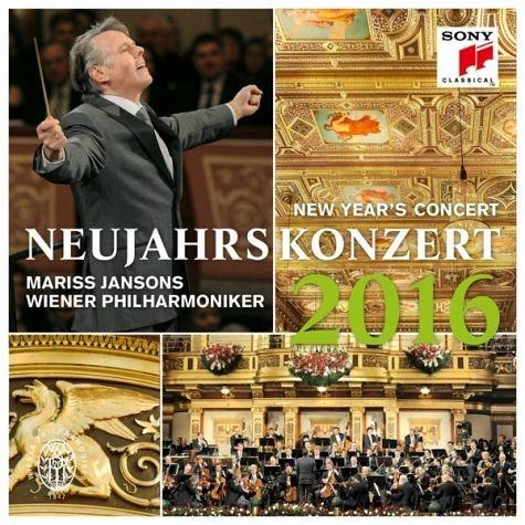 Audio CD »Mariss Jansons/Wiener Philharmoniker:...«