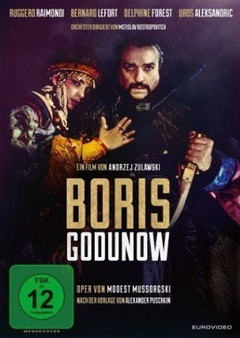 DVD »Boris Godunow«