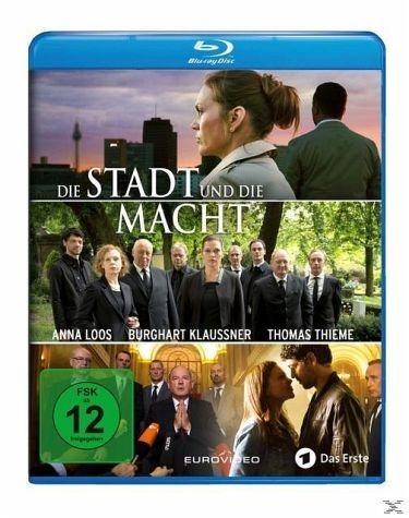 Blu-ray »Die Stadt und die Macht«