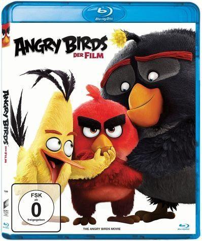Blu-ray »Angry Birds - Der Film«