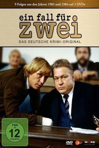 DVD »Ein Fall für zwei - Vol. 3 DVD-Box«