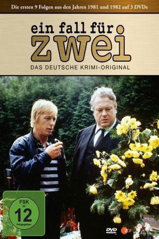 DVD »Ein Fall für Zwei: Vol. 1 DVD-Box«