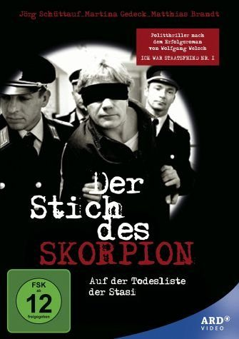 DVD »Der Stich des Skorpion«