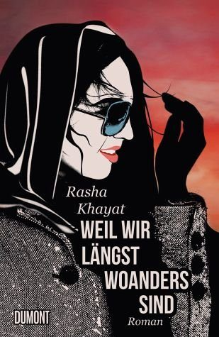 Gebundenes Buch »Weil wir längst woanders sind«