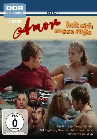 DVD »Amor holt sich nasse Füße«