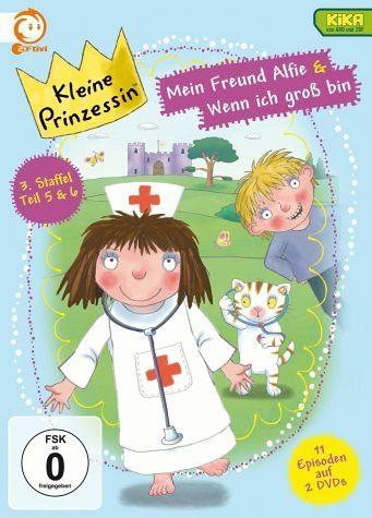 DVD »Kleine Prinzessin - Mein Freund Alfie & Wenn...«