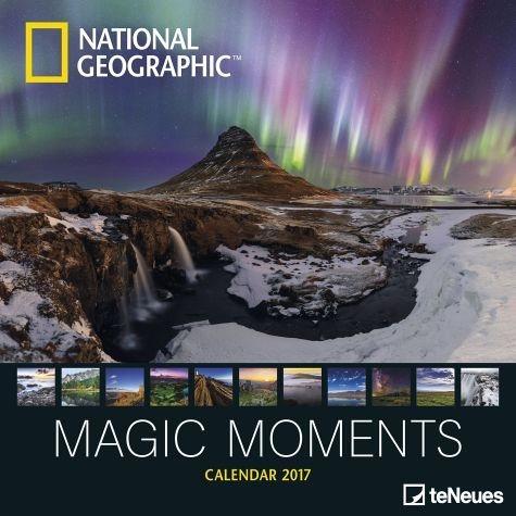 Kalender »National Geographic: Magic Moments 2017...«
