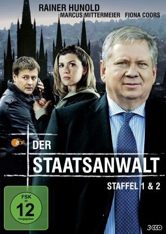 DVD »Der Staatsanwalt - Staffel 1 + 2 (3 Discs)«
