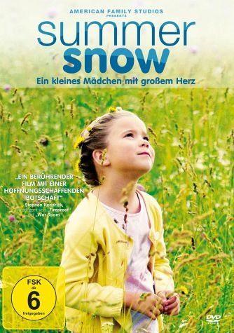 DVD »Summer Snow - Ein kleines Mädchen mit großem Herz«