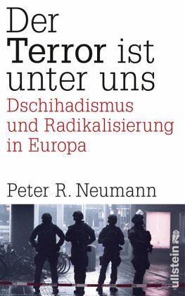 Gebundenes Buch »Der Terror ist unter uns«