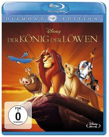 Blu-ray »Der König der Löwen (Diamond Edition)«