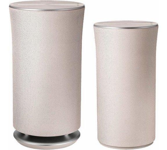 Samsung WAM1501 Multiroom-Lautsprecher (Bluetooth, WiFi, Spotify, Deezer)
