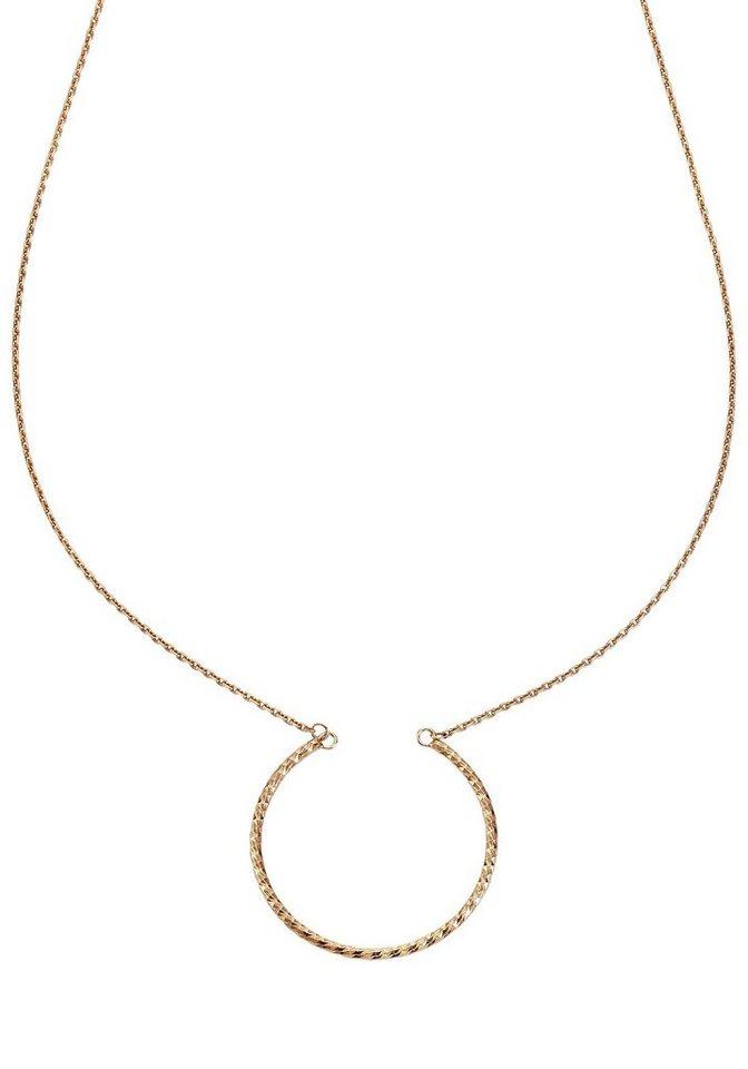 Firetti Silberkette in Silber 925-roségoldfarben