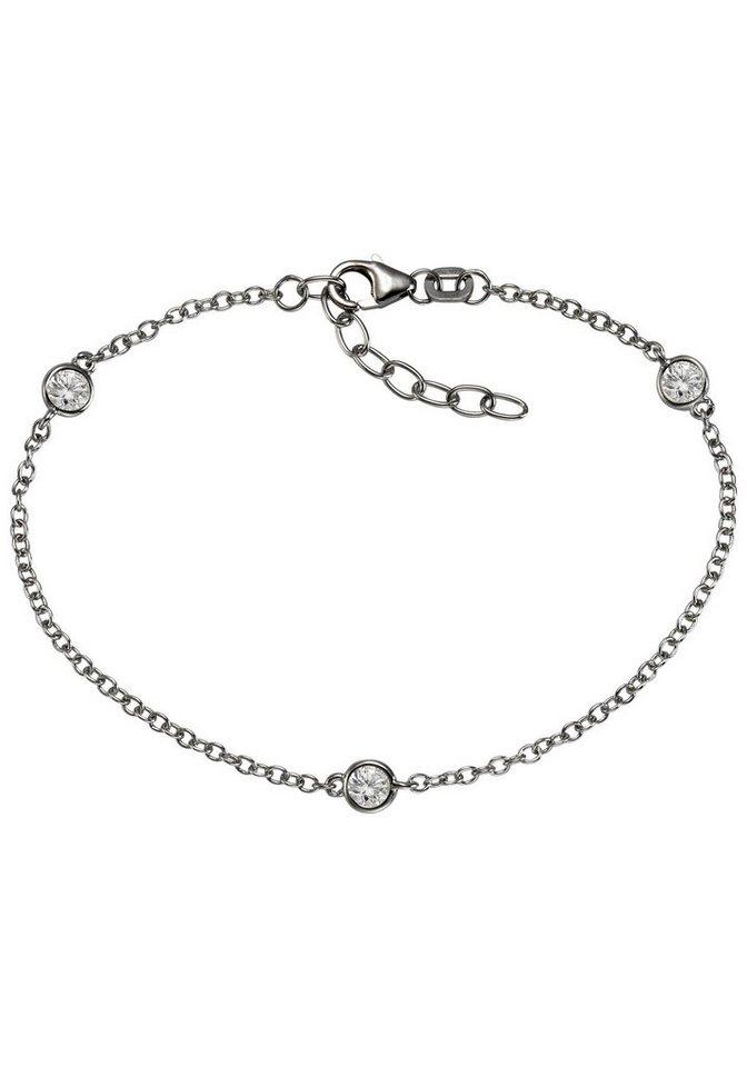 Firetti Armband mit Zirkonia in Silber 925