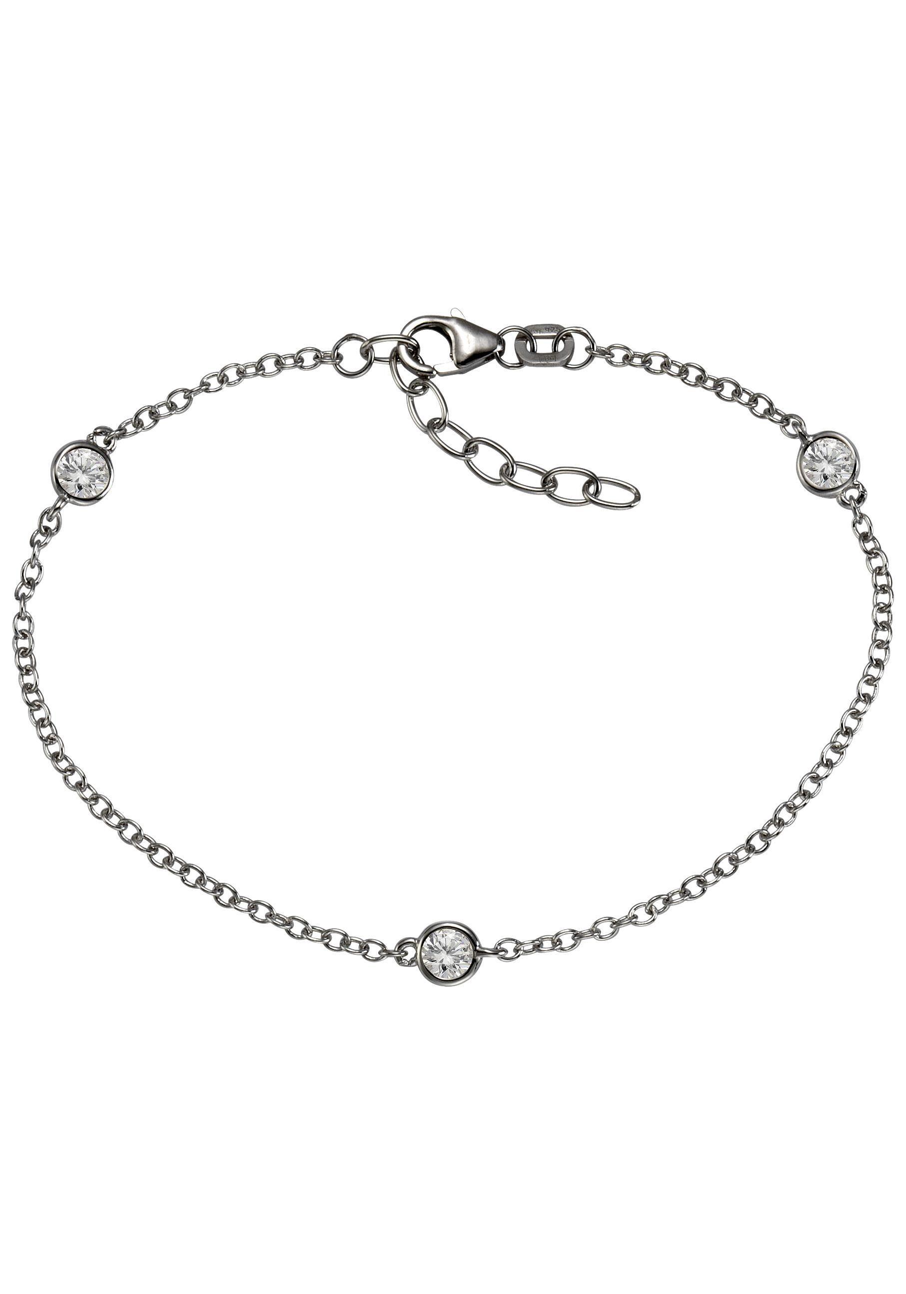 Firetti Armband, mit Zirkonia