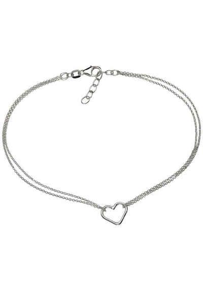 Firetti Fußkette »Herz«