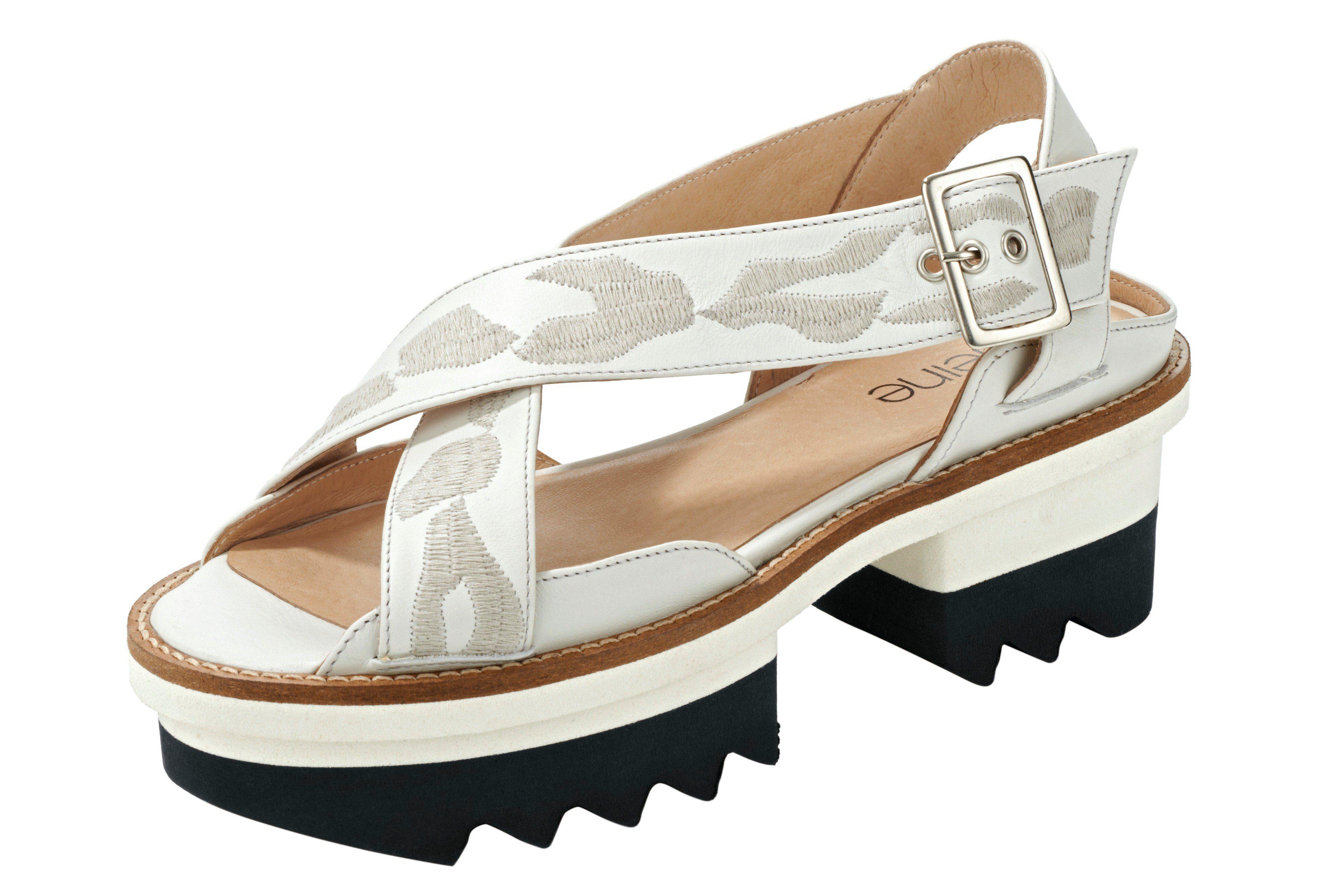 Heine Sandalette online kaufen  weiß