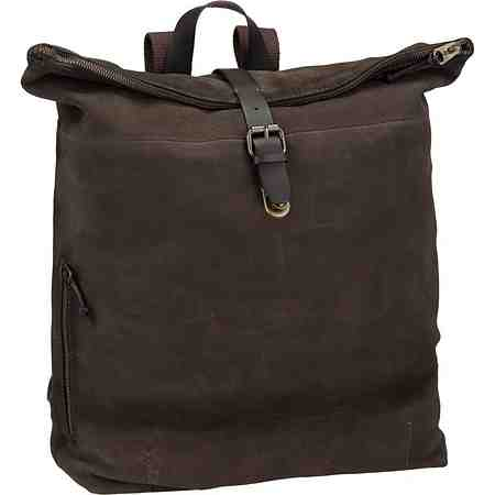 Marc O'Polo Backpack M Buff Suede