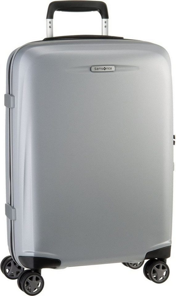 Samsonite Starfire Spinner 55 in Silver