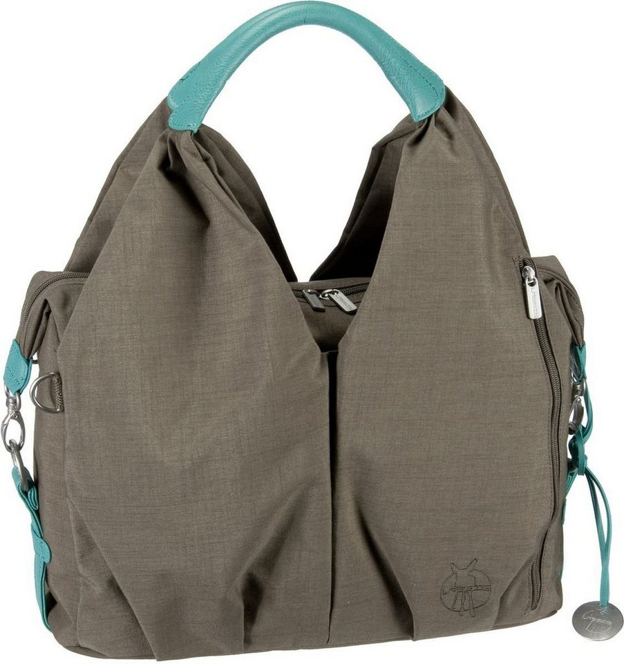 Lässig Green Label Neckline Bag in Taupe