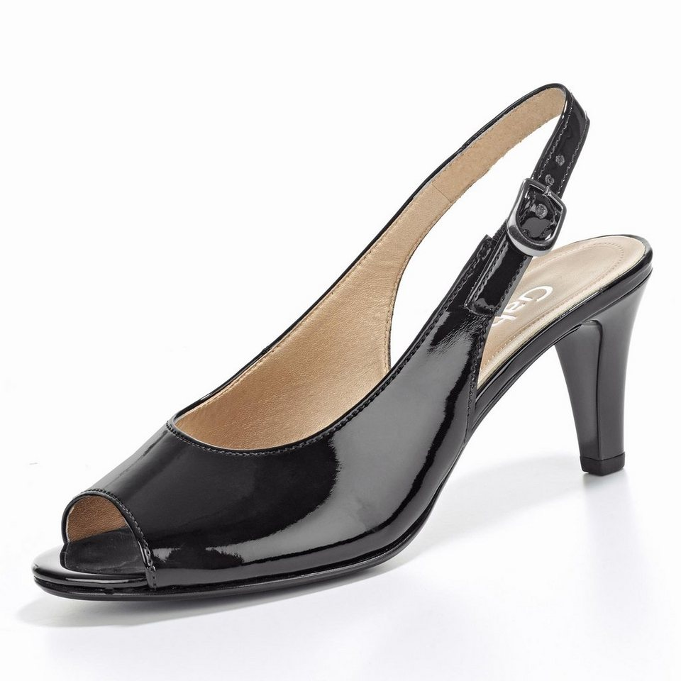 Gabor Sandalette in schwarz