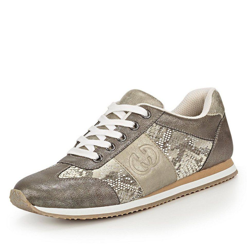 Gerry Weber Aki Sneaker in dunkelgrau