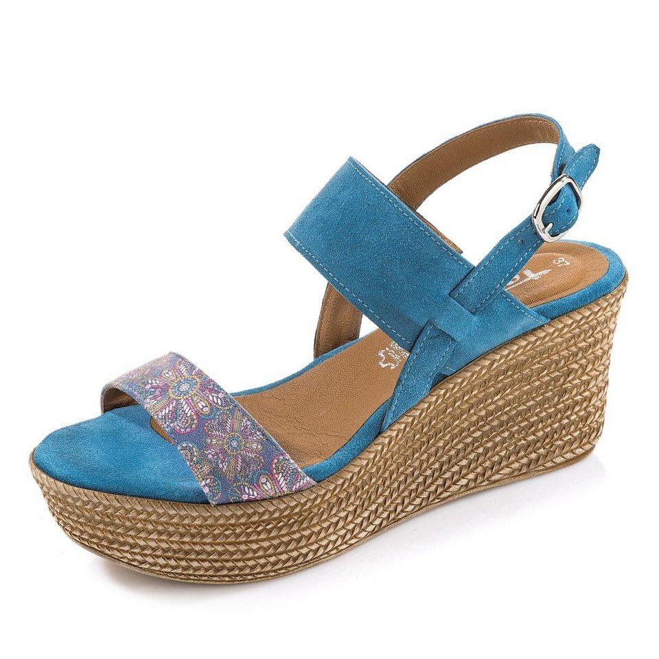 Tamaris Lotta Sandalette in blau
